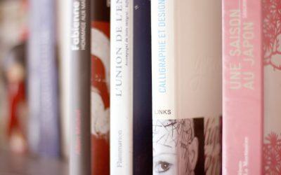 Des livres pour l'inspiration