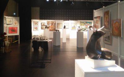 Mon premier Salon d'Art de Palaiseau