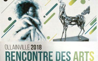 19e Rencontre des arts d'Ollainville