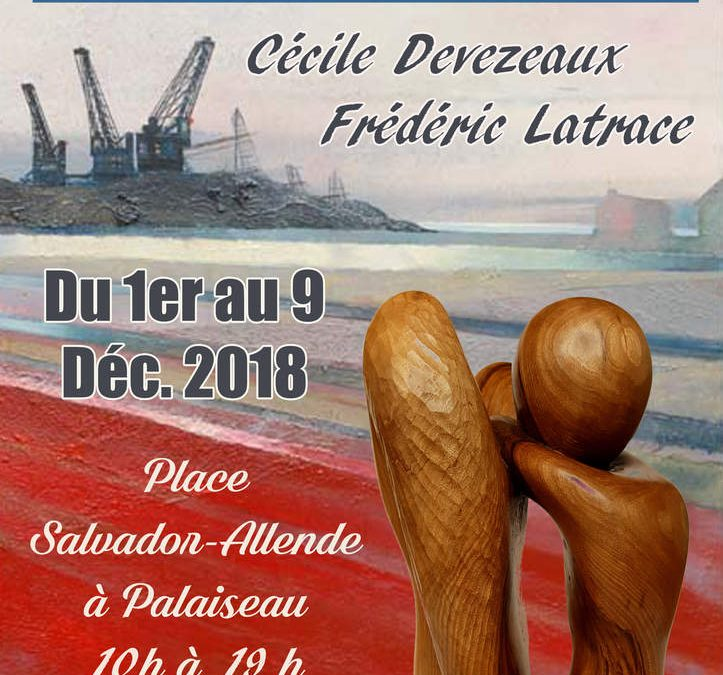 Salon d'art de Palaiseau 2018