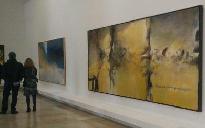 En passant | Exposition Zao Wou-Ki