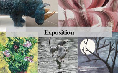 Exposition conjointe en janvier 2019