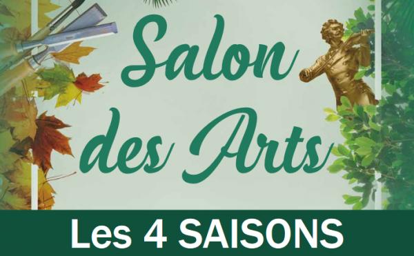 Salon des Arts - Les 4 saisons