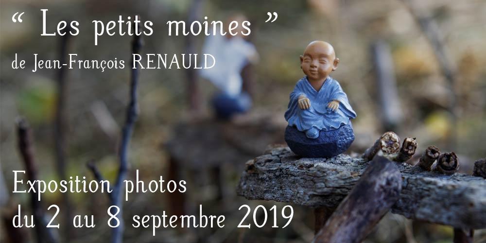 """""""Les petits moines"""" en vente à la Galerie Éphémère"""