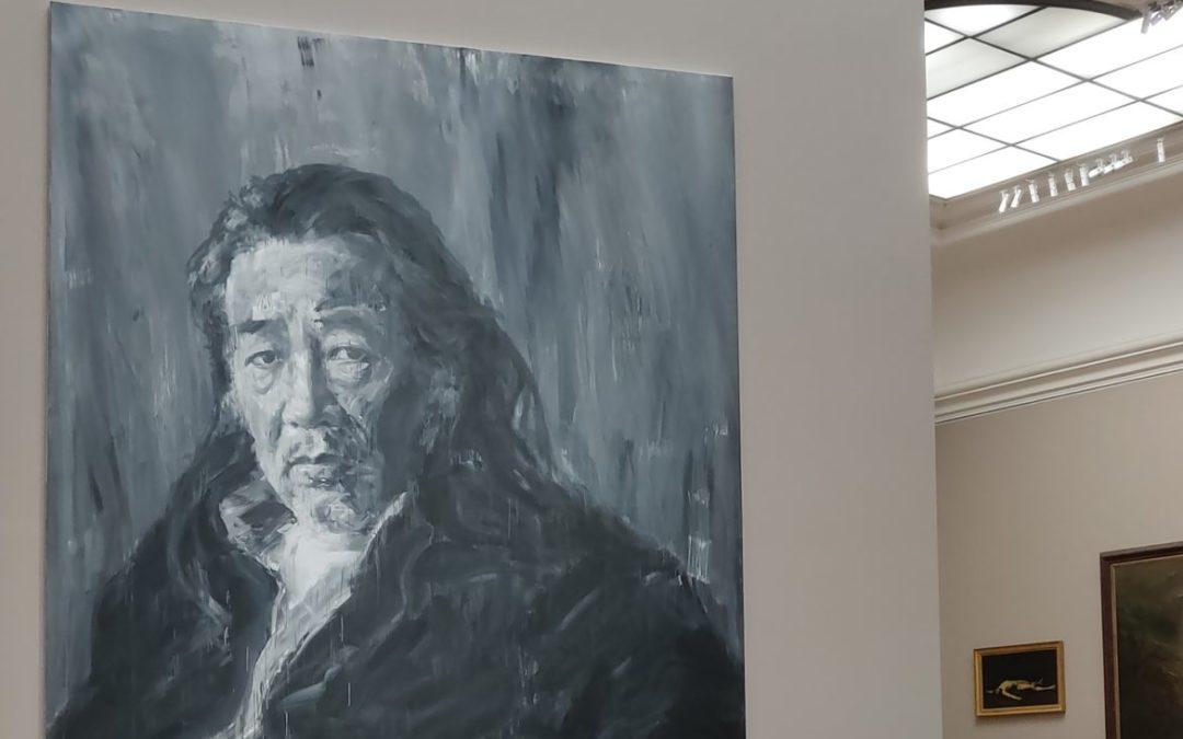 En passant | Exposition Yan Pei-Ming / Courbet