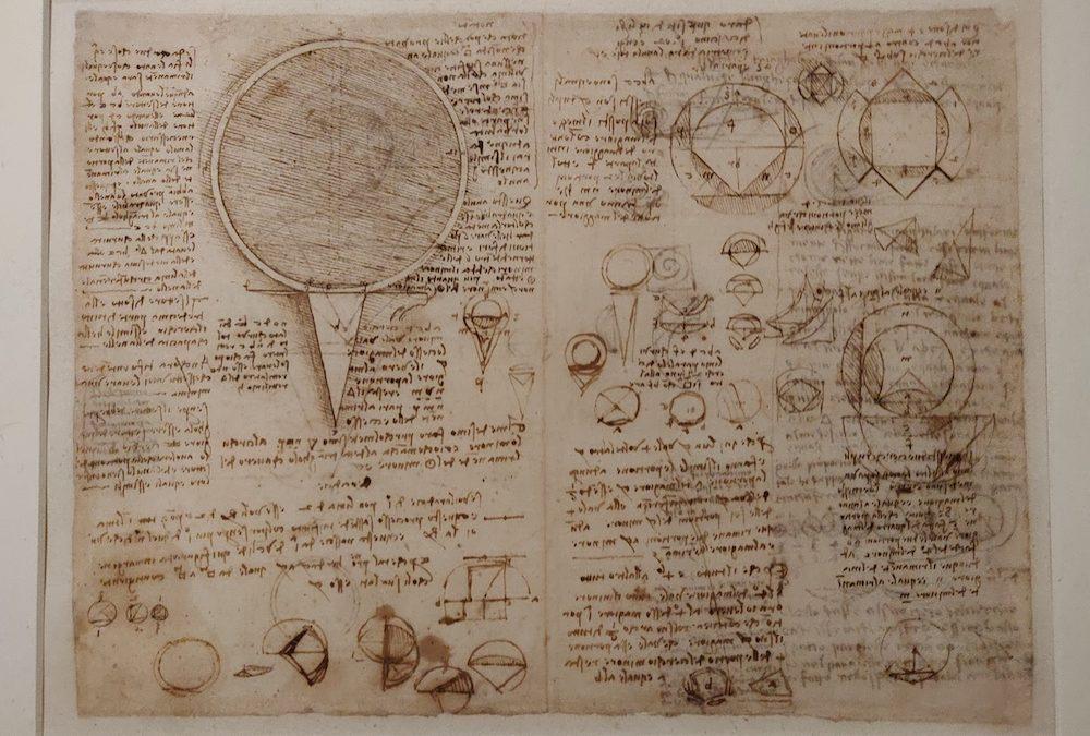 En passant | Exposition Léonard de Vinci au Louvre