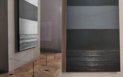 En passant | Exposition Soulages au Louvre