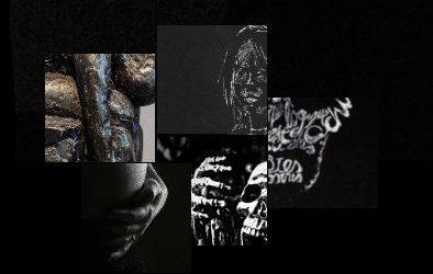 Autour du noir – Exposition